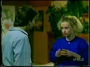 Danny Ramsay, Wendy Gibson in Neighbours Episode 0081