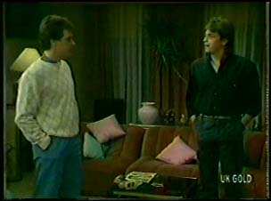 Paul Robinson, Shane Ramsay in Neighbours Episode 0081