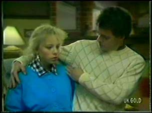 Terry Inglis, Paul Robinson in Neighbours Episode 0081