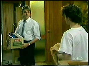 Shane Ramsay, Danny Ramsay in Neighbours Episode 0082