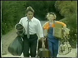 Shane Ramsay, Terry Inglis in Neighbours Episode 0082