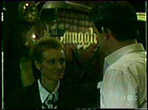 Joan Langdon, Des Clarke in Neighbours Episode 0083