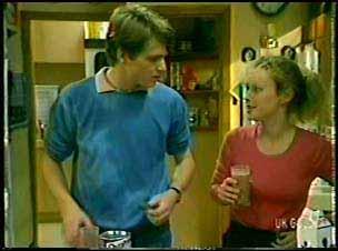 Scott Robinson, Wendy Gibson in Neighbours Episode 0084