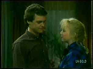 Paul Robinson, Terry Inglis in Neighbours Episode 0084