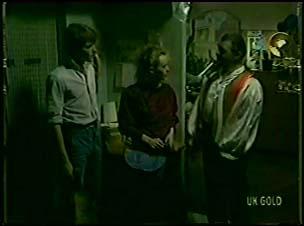 Scott Robinson, Wendy Gibson, Wally Walters in Neighbours Episode 0085