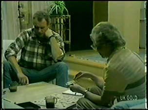 Jim Robinson, Helen Daniels in Neighbours Episode 0085