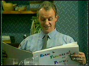 Jim Robinson in Neighbours Episode 0086