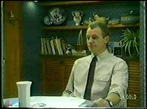 Jim Robinson in Neighbours Episode 0088