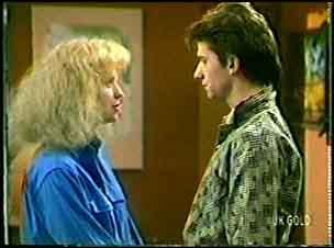 Wendy Gibson, Danny Ramsay in Neighbours Episode 0089