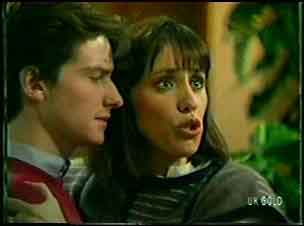 Danny Ramsay, Maria Ramsay in Neighbours Episode 0090