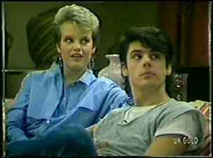 Daphne Clarke, Tim in Neighbours Episode 0090