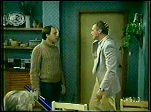 Bob Sutton, Jim Robinson in Neighbours Episode 0092