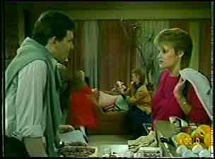 Des Clarke, Joan Langdon, Daphne Clarke in Neighbours Episode 0093