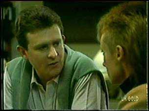 Des Clarke, Joan Langdon in Neighbours Episode 0093