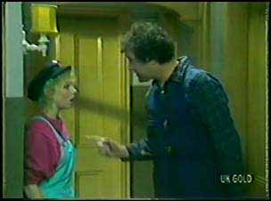 Terry Inglis, Max Ramsay in Neighbours Episode 0094