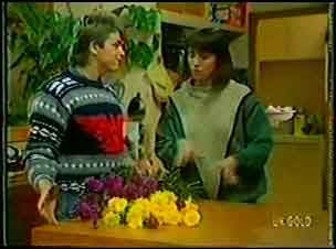 Shane Ramsay, Maria Ramsay in Neighbours Episode 0104