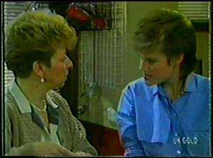 Eileen Clarke, Daphne Clarke in Neighbours Episode 0104