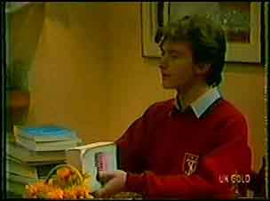 Danny Ramsay in Neighbours Episode 0104