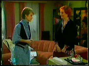 Daphne Clarke, Joan Langdon in Neighbours Episode 0104