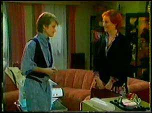 Daphne Lawrence, Joan Langdon in Neighbours Episode 0104