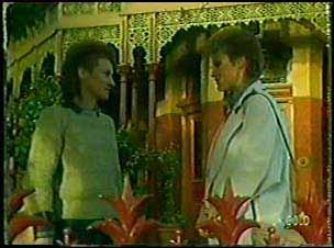 Joan Langdon, Daphne Clarke in Neighbours Episode 0105