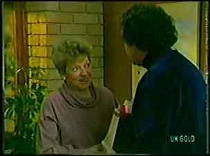 Eileen Clarke, Max Ramsay in Neighbours Episode 0105