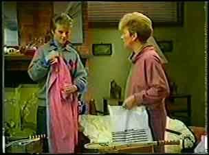 Daphne Clarke, Eileen Clarke in Neighbours Episode 0105