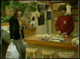 Maria Ramsay, Danny Ramsay in Neighbours Episode 0106