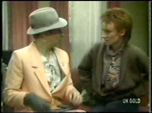 Eileen Clarke, Joan Langdon in Neighbours Episode 0106