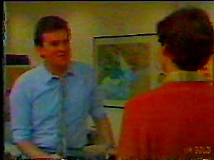 Des Clarke, Geoff Langdon in Neighbours Episode 0107