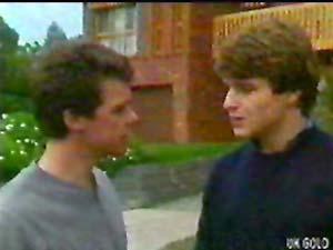 Paul Robinson, Scott Robinson in Neighbours Episode 0107