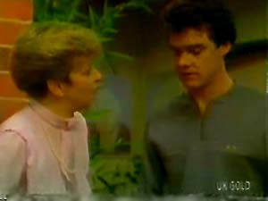Eileen Clarke, Paul Robinson in Neighbours Episode 0108