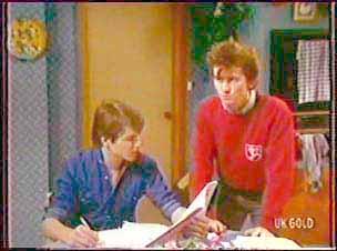 Scott Robinson, Danny Ramsay in Neighbours Episode 0109