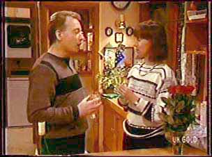 Richard Morrison, Maria Ramsay in Neighbours Episode 0109