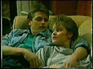Shane Ramsay, Daphne Clarke in Neighbours Episode 0111