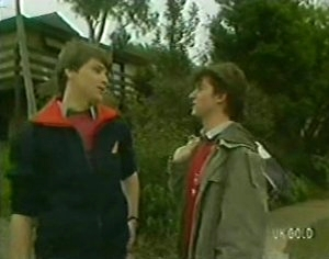 Scott Robinson, Danny Ramsay in Neighbours Episode 0113
