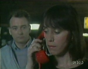 Richard Morrison, Maria Ramsay in Neighbours Episode 0115