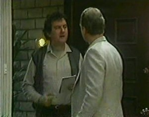 Max Ramsay, Jim Robinson in Neighbours Episode 0116