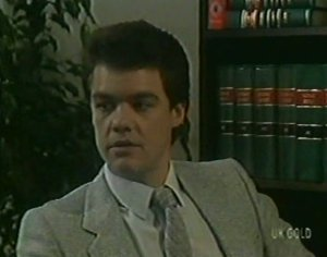 Paul Robinson in Neighbours Episode 0116