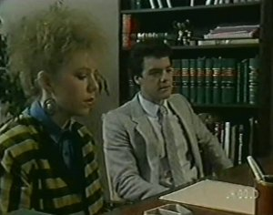 Terry Inglis, Paul Robinson in Neighbours Episode 0117