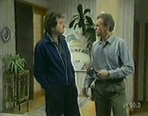 Max Ramsay, Jim Robinson in Neighbours Episode 0117