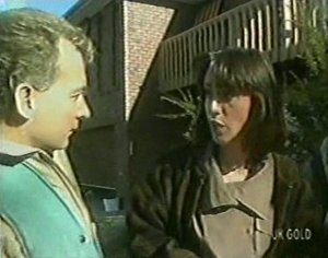 Richard Morrison, Maria Ramsay in Neighbours Episode 0119