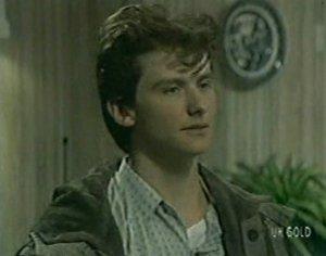 Danny Ramsay in Neighbours Episode 0120