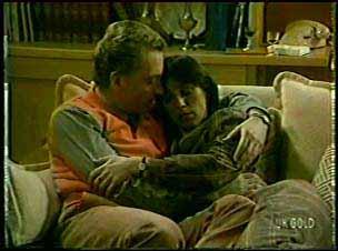 Richard Morrison, Maria Ramsay in Neighbours Episode 0121