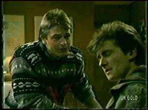 Shane Ramsay, Danny Ramsay in Neighbours Episode 0121