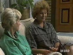 Helen Daniels, Madge Bishop in Neighbours Episode 0233