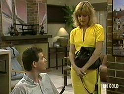 Des Clarke, Andrea Townsend in Neighbours Episode 0233