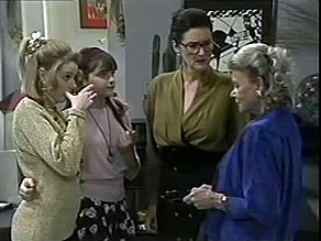 Melanie Pearson, Cody Willis, Dorothy Burke, Helen Daniels in Neighbours Episode 1484