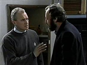 Jim Robinson, Michael Daniels in Neighbours Episode 1486