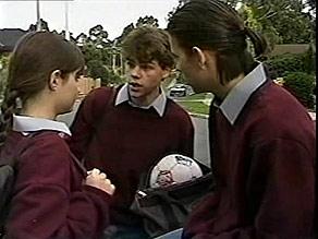 Cody Willis, Darren Wood, Todd Landers in Neighbours Episode 1486